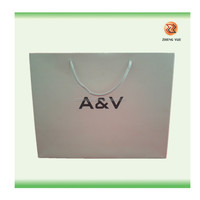 Customize Retail Paper Bag With Your Logo Printed/custom gift bags with logo:custom printed paper bread bags