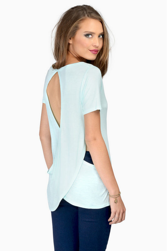 2015 Latest Women Tops Fashion Blouse Online Shopping