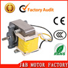 low voltage fan motor 230v with CE certificate