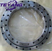 XSU no gear crossed roller rotary table slewing ring bearing