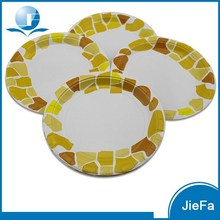 Wholesale 2015 New Arrival Beautiful Ceramic Dinner Plates