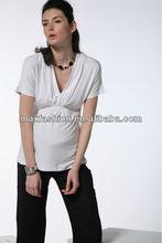 Messa a estrenar diseño camisas de maternidad 2014