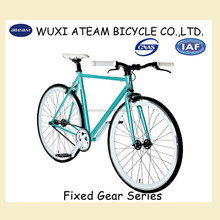 Teal Steel Single Speed Bikes Wholesale/ Fixie Bikes for sale