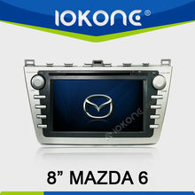 Touch Screen Indash Car Radio for Mazda 6