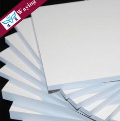 1220*2440mm (4x8) White PVC Foam Sheet/Board