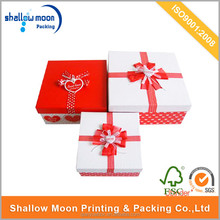Hot sale China Manufacturing Recyclable Gift Paper Box, Paper Gift Pack,Paper gift box