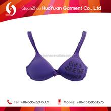 2015 newest design hot sale girl wear nice sexy bra
