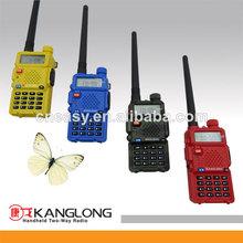 guardia de seguridad de equipos de radio de dos vías
