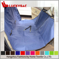 Blue, Black, Grey, Navy, Coffee, Beige color back car seat cover for pets
