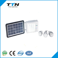 Easy And Simple To Handle 6W Solar Powered Generator