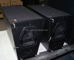 line array pro audio systems