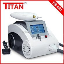TB-421 Hot Sale Hair and Tattoo Removal Laser/ Elight IPL SHR Laser/ Q Switch ND Yag Laser