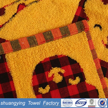 best quality china supplier 100 cotton baby towel gifts