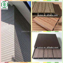 wpc wall panel/wpc wall decks for garden furniture