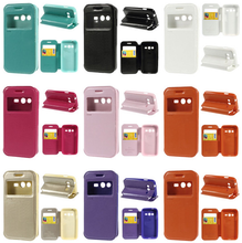 Roar Korea Noble Leather View Cover for Samsung Galaxy Ace NXT G313H / Ace 4 LTE G313F