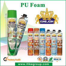 High Quality PU Foam,China supplier(2013 Canton Fair)