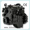 Cummins Diesel Engine 4 stroke Air Cooled Diesel Engine 145HP-260HP