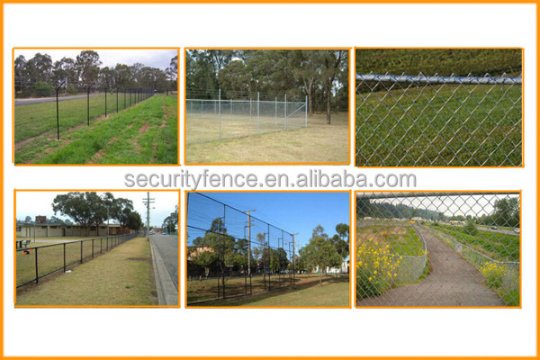 black vinyl coated chain link fence specifications 3