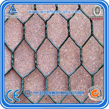 galvanized hexagonal wire mesh / double twisted hexagonal mesh