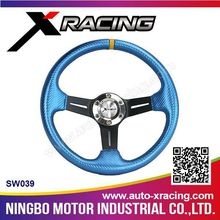 XRACING-2015 SW039 universal car steering wheel, Racing Car Steering wheel