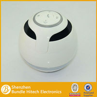 portable bluetooth wireless mini speaker ball---white