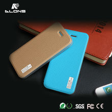 Business Mobile Phone Cover Leather Flip Case For iPhone 5s