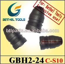 Copie Bosch repaire pièces de rechange, Rapide mandrin GBH 2 - 24 dsr, Rapide Chuck outil pièces bosch, Fournisseur Direct