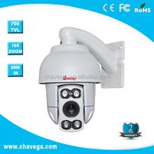 "Chavega 1/3""sony ccd hidden cameras,700tvl ip66 dome hidden camera outdoor"