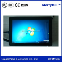 Capacitive Multi Touch Screen 10 Inch 2GB RAM 32 GB SSD Win. Tablet PC With RJ45 Port