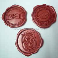 Christmas Safety fashionable sealing wax stickers