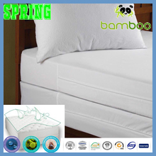 Bedroom Furniture mattress cover Zipper Dust-mite proof twin size adult size crib mattress protector , paypal payment accepted