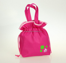 Recyclable popular silk screen printing nonwoven bag