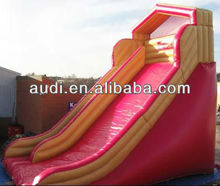 20' Giant Red Inflatable Slide