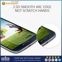 [SP-052] Anti-fingerprint Tempered Glass Screen Protector for Samsung S4 i9500 0.33MM 2.5D