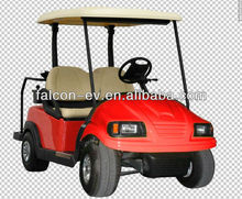 All Aluminum Electric Car - two passenger golf cart/sport utility vehicle