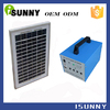 Energy saving high power 20 watt solar kit