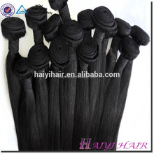 100% Unprocessed Natural Color Shedding Free Aliexpress human hair weaving water curl