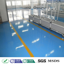 Resists Grease And Oil Cement Floors Paint