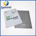 Jianhaoda profesional de impresión personalizada libro