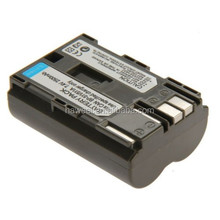 2500mAh Rechargeable Li-ion Battery for Canon BP-511/511A(Black)