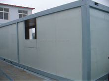 Econova Low Cost Prefabricated container house/ small backyard cottage/mobile home