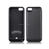 External Charger Cover for iphone 5 case with battery