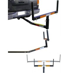 Rear hitch mount cargo carrier for sale