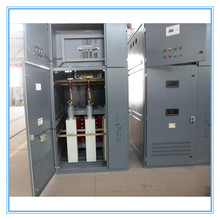 China Power Distribution Equipment, High Voltage Cabinet-Mounted Capacitor Banks, Kvar Capacitor Compensation System