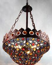 Bohemian and Mediterranean-style Pendant Lamp