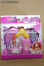 la belleza 2014 conjunto de accesorios de la muñeca para niña vestido de princesa hasta conjuntos