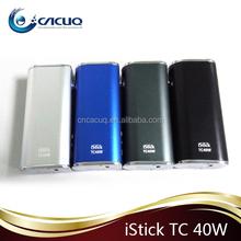 Original istick tc40w vapor mod 40w tc box mod ismoka istick tc 40w with temp control