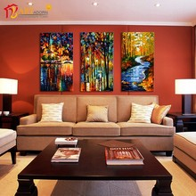 Dropship canvas art large abstract wall paintings