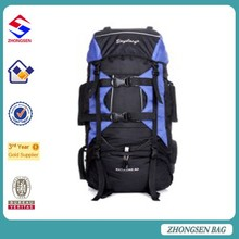 Mountaineering adventure time backpack alibaba china 80l backpack bag
