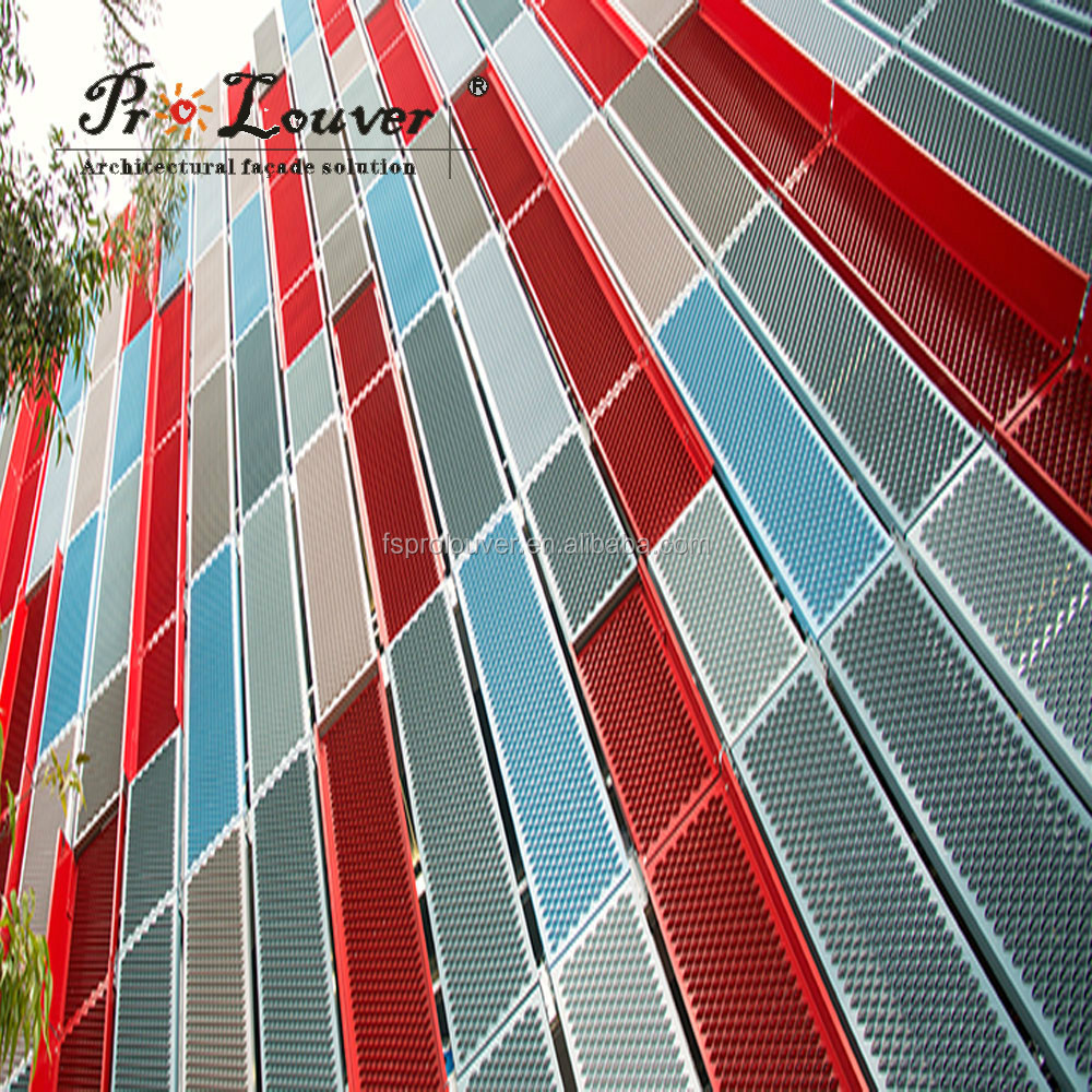 aluminium perfor mur rideau mur rideaux id du produit 60214321640. Black Bedroom Furniture Sets. Home Design Ideas